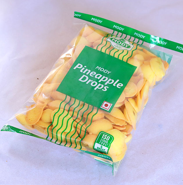 Pineapple Drops
