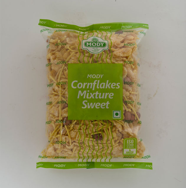 cornflakes mixture sweet